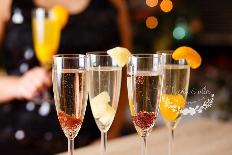 Variace šampaňského
