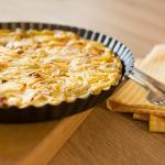 Zapečená omeleta z trouby