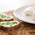 Jednoduchý domácí sýr